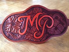 Hand Tooled and Hand Painted Leather Bronc Nose Halter Tooled Leather, Leather Tooling, Bronc Halter, Tack Board, Horse Halters, Breyer Horses, Painting Leather, Barrel Racing, Horse Training