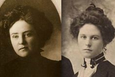 It is said, Ann Basset, left, and Etta Place, right, are the same person. Many studies have shown far to many coincidences for them to be two, unrelated women. Born in 1878 in Texas, Etta was one of Porter's ladies in her sporting house. She later had a romance with the Sundance Kid.