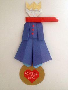 Y el ganador es... / Origami al alma