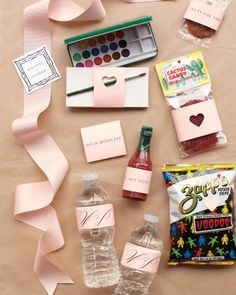 Atlanta Wedding Gift Bag Ideas : Wedding Welcome Bags on Pinterest Welcome Bags, Welcome Baskets and ...
