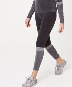 Leggings χωρίς ραφές για σκι - OYSHO