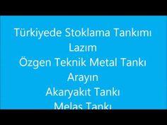 Babaeski Demirköy Ayçiçek Yağı Stoklama Depolama Tankları Üreticileri - YouTube Metal, Youtube, Metals, Youtubers, Youtube Movies