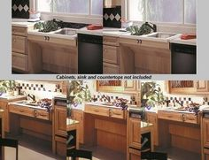 Handicap Kitchen Furniture Handicap Cabinets from Accessible Environments, Inc.