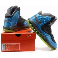 competitive price 85d05 3a8ee Nike Blazer Low Prm · Nike Air Max Hyperposite Stoudemire Shoes BlueBlackGreen  Nike Basketball Shoes, Running