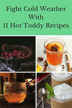 Fight Cold Weather With 11 Hot Toddy Recipes