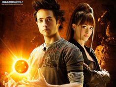 Justin Chatwin & Emmy Rossum have been together before Shameless.they starred in Dragonball: Evolution together, as Son Goku and Bulma. Dragonball Evolution, Justin Chatwin, Dbz, Goku And Bulma, Son Goku, Dragon Ball Z, Akira, Cinema, Movies