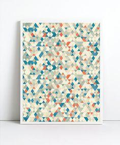 Abstract+art+geometric+art+art+prints+abstract+by+angelaferrara,+$17.00