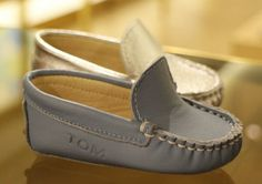 Nothing could be more sweet for your little one's feet than #lepetittom's baby blue shoes... #MiniHarrods
