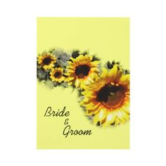 Row of #Sunflowers #Wedding #Invitation http://www.zazzle.com/loraseverson* Invite your friends and family to your upcoming nuptials with the natural Row of Sunflowers Wedding Invitation. It is currently shown here on basic paper. These pretty custom floral wedding invites feature a digitally painted nature photograph of a row of blooming garden sunflowers on a pale yellow background. Perfect for your summer or fall wedding.