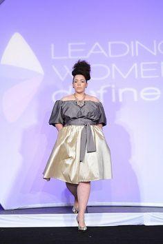 JIBRI Plus Size Off Shoulder Samantha Dress