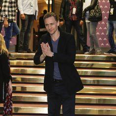 Tom Hiddleston. #HighRise #63SSIFF Via Torrilla.
