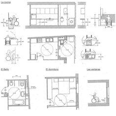 Ya que el parqué inmobiliario español no está adaptado para los discapacitados en sillas de ruedas, muchas son las reformas cuyo fin es adaptar un piso o una casa a una persona con movilidad reducida. hay muchos más factores a tener en cuenta, al margen de normativas, para que una vivienda sea cómoda y práctica para los discapacitados en sillas de ruedas. http://blog.planreforma.com/adaptar-un-piso-o-vivienda-para-discapacitados-en-sillas-de-ruedas/
