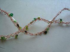 Die 150 Besten Bilder Von Draht Häkeln Oder Stricken Wire Crochet