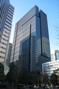 THE OTEMACHI TOWER in Tokyo