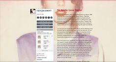 To Taylor Swift, Love Spin Sucks Spin Sucks