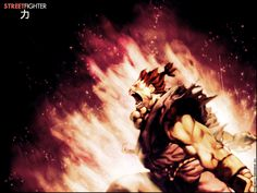 Street Fighter by ~PROJECTdesigns on deviantART