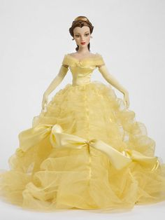 Belle, from Disney's Beauty and the Beast. By Tonner Dolls.