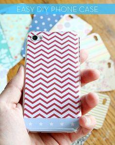 Make It: Easy Custom DIY iPhone Case