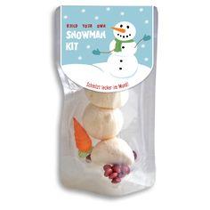 Snowman Kit von Liebeskummerpillen jetzt im design3000.de Shop kaufen! Build your own Snowman! Das kleine Schneemann Kit für Zuhause. Bauen Sie...