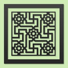 A Design Featuring The Pentagons And Hexagons Used In Mosque Which Were Developed Out Of Connections Between Fibonacci Seriesand