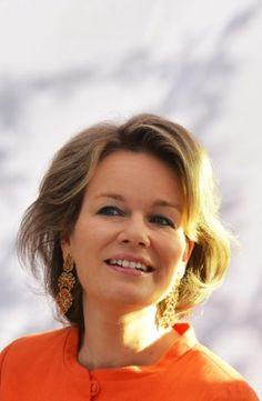 Prinses Mathilde komt donderdag naar viering 70 j... (Gent) - Het Nieuwsblad