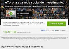 Ligue-se ao eToro, aprenda a copiar traders de sucesso Ver Video, Investing, Wisdom, It Works