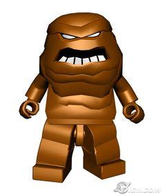 LEGO Batman Builds Character - IGN