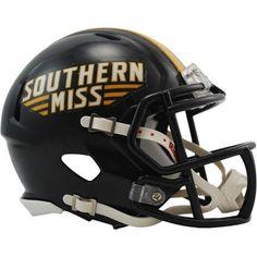 Riddell Speed NCAA Team Mini Football Helmet (Yellow, Size 0000) - NCAA Licensed Product, NCAA Novelty at Academy Sports