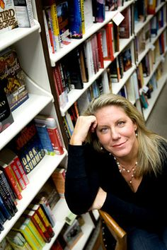 Karin Wilson. Community leader. Southern fiction lover. Owner of Page & Palette, Fairhope, NC.