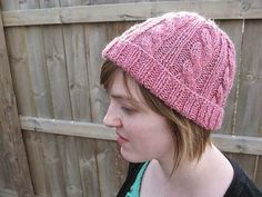 SHE MAKES HATS: Flat Knit (#56)