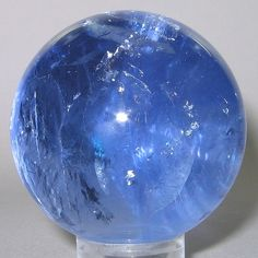 A crystal sphere very similar to the one depicted in the story of The Sphere of Septimus http://simon-rose.com/books/the-sphere-of-septimus/