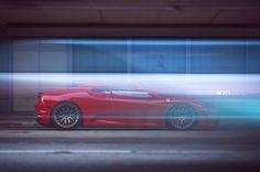 Ferrari F430 on ADV.1