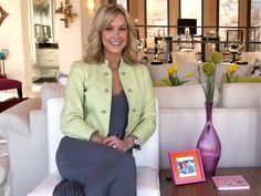 Learn more about Lara Spencer of Great American Country's Flea Market Flip. Hgtv Flea Market Flip, Flea Market Finds, Flea Markets, Lara Spencer, Secret Organizations, Thrift Store Crafts, Thrift Stores, Recyle, Girl Celebrities