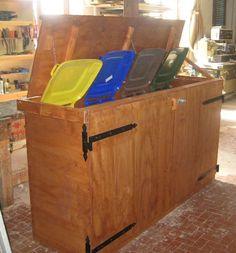 Come sistemare i secchi della raccolta differenziata dentro casa! 20 idee... Sistemare i secchi della raccolta differenziata. La raccolta differenziata ha rivoluzionato un pò la nostra organizzazione dentro casa. Vi mostreremo oggi 20 soluzioni per...