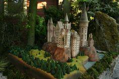 Ace of Cakes: Hogwarts