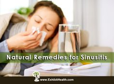 "Sinusitis (meaning ""inflammation of the sinuses"") occurs when the sinuses become irritated, swollen, or infected, and this can occur due to various causes. Seemingly Fall and Spring seasons prompt the most concern with sinusitis. In this article, I give some natural remedies and suggestions for sinusitis."