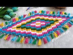 Baby Knitting Patterns, Crochet Patterns, Crochet Fish, Crochet Sunflower, Crochet Carpet, Barbie Hair, Diy Wedding Favors, Crochet Videos, Crochet Projects