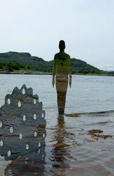 Awesome.  Rob Mulholland, plexiglass art.