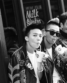 G-Dragon - Taeyang Come visit kpopcity.net for the largest discount fashion store in the world!!