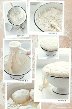 Pancakes - Pampuchy