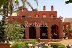 Casa Terraza Almería Vera Villa en entorno rural