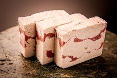 Pink Himalayan Salt Rose Kaolin Clay Bar by FriendlyBodyProduct