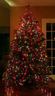 Christmas Mini Lights-Multiple Colors