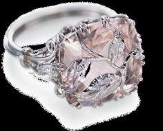 Pink diamond ring..OMG!