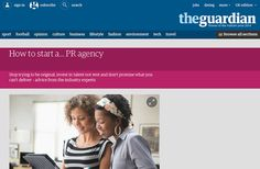 THE ACADEMY IN THE GUARDIAN