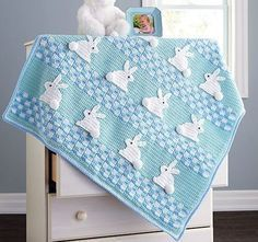Perfect Blanket Models For Baby – Knitting And We Baby Knitting Patterns, Baby Patterns, Crochet Patterns, Manta Crochet, Tunisian Crochet, Crochet Crafts, Crochet Projects, Crochet Classes, Baby Crafts