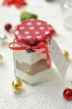Muffin befőttes üvegbe zárva – adjunk sütit ajándékba! – Csak a Puffin