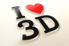 do amazing 2d to 3d Logo