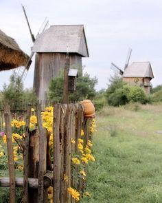 ethnographic museum near Kielce/Poland
