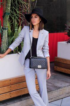 VivaLuxury - Fashion Blog by Annabelle Fleur: GOING GRAY